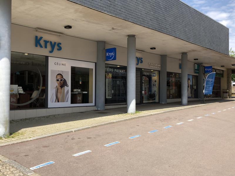 Opticien Krys Plougastel rue Mairie Krys